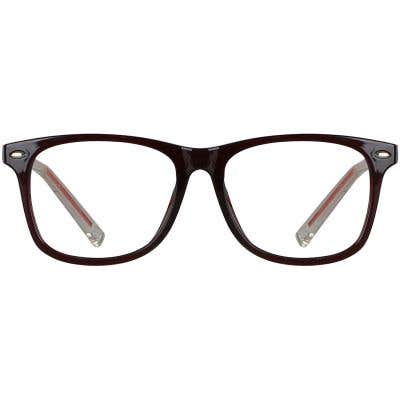 Rectangle Eyeglasses 138062