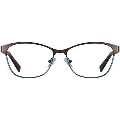 Rectangle Eyeglasses 138105