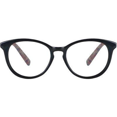 Round Eyeglasses 138106
