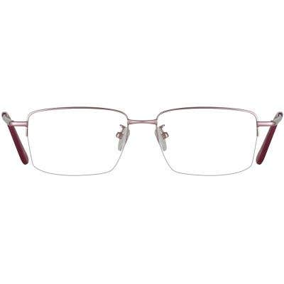 Rectangle Eyeglasses 138323