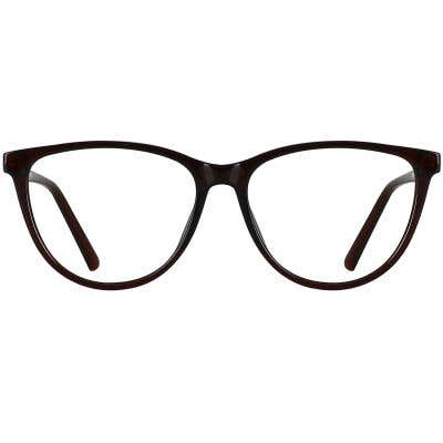 Cat Eye Eyeglasses 138407-c