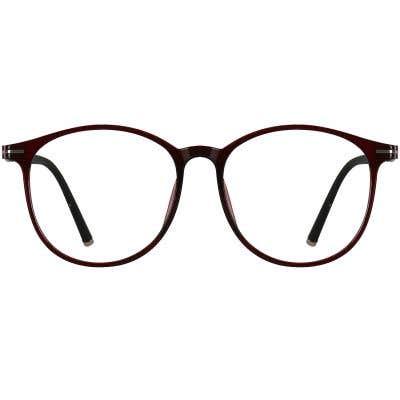 Round Eyeglasses 138496-c