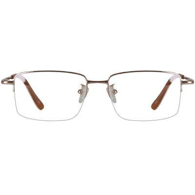Rectangle Eyeglasses 138597-c