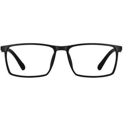 Rectangle Eyeglasses 138621a  2 Day Rush