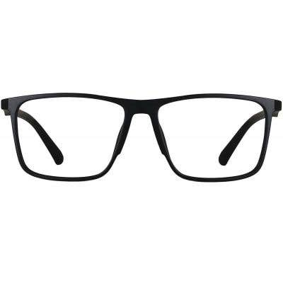 Rectangle Eyeglasses 138648
