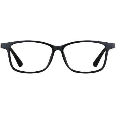 Rectangle Eyeglasses 138655