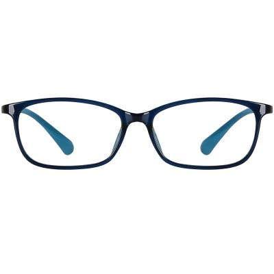 Rectangle Eyeglasses 138750-c