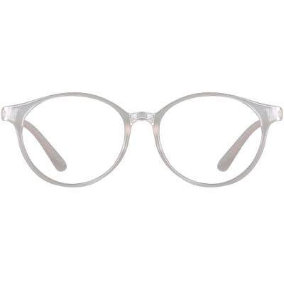 Round Eyeglasses 138759-c