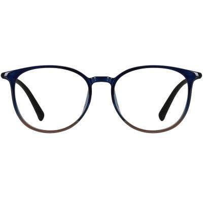 Round Eyeglasses 138870-c