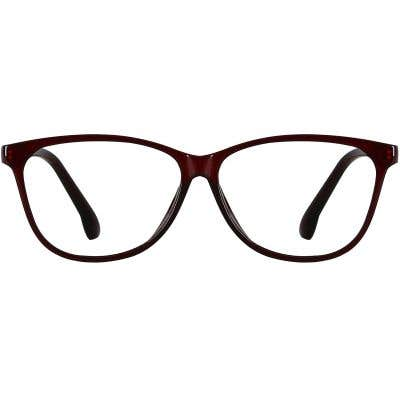 Cat Eye Eyeglasses 138951-c