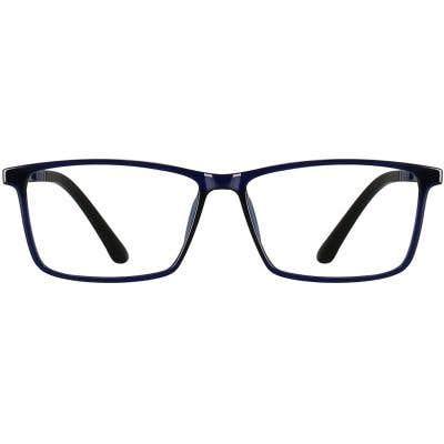 Rectangle Eyeglasses 139600a  2 Day Rush