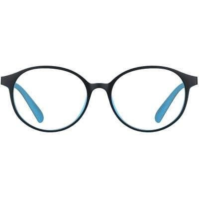 Round Eyeglasses 139760-c