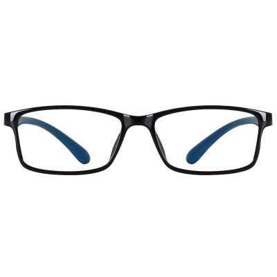 Rectangle Eyeglasses 139830