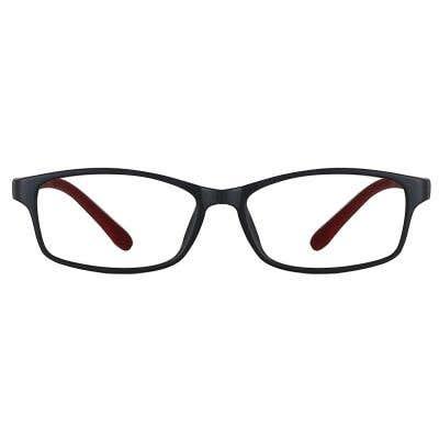 Rectangle Eyeglasses 139832-c
