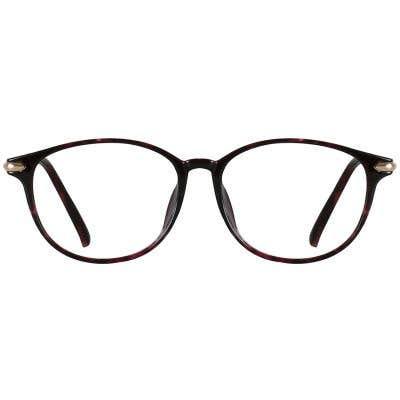 Round Eyeglasses 139885-c