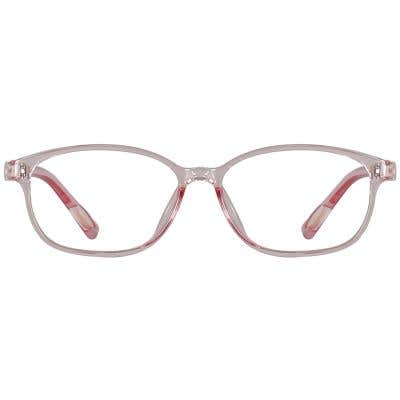 Rectangle Eyeglasses 139889-C