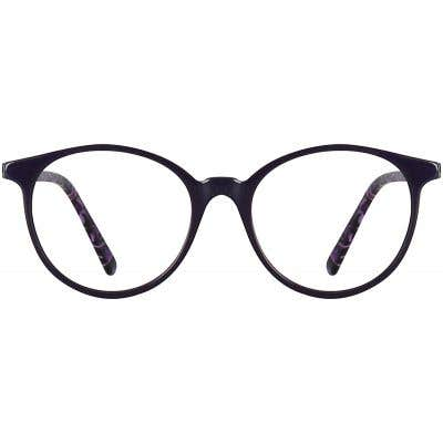 Round Eyeglasses 139936-c