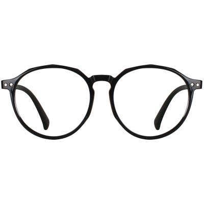Round Eyeglasses 139939a  2 Day Rush