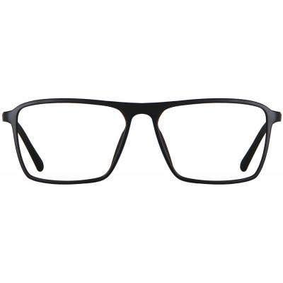 Rectangle Eyeglasses 139953a  2 Day Rush