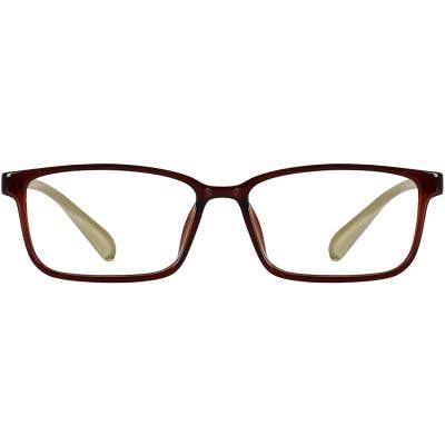 Rectangle Eyeglasses 140020