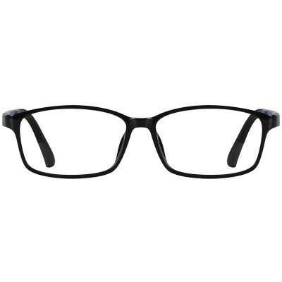 Rectangle Eyeglasses 140105-c