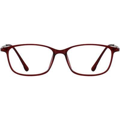 Rectangle Eyeglasses 140109-c