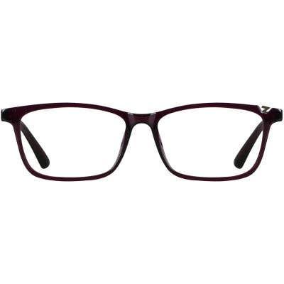 Rectangle Eyeglasses 140113-c
