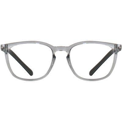Kids Rectangle Eyeglasses 140164-c