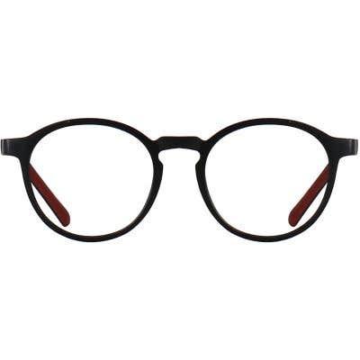 Kids Round Eyeglasses 140170-c
