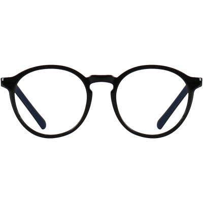 Kids Round Eyeglasses 140174-c