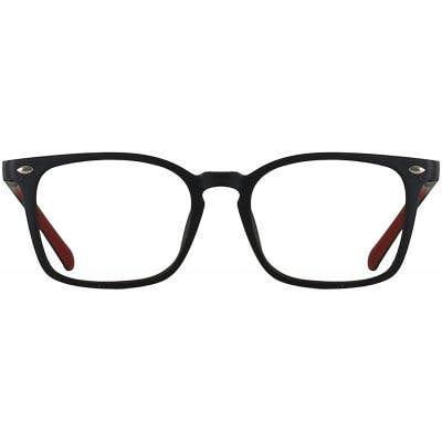 Rectangle Eyeglasses 140182-c