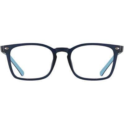 Rectangle Eyeglasses 140186