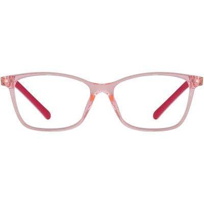Rectangle Eyeglasses 140209