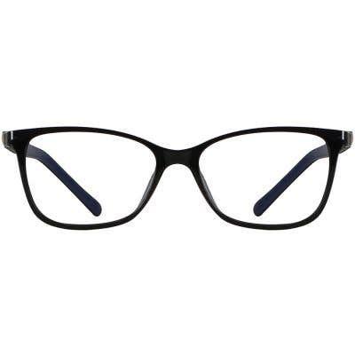 Rectangle Eyeglasses 140210-c
