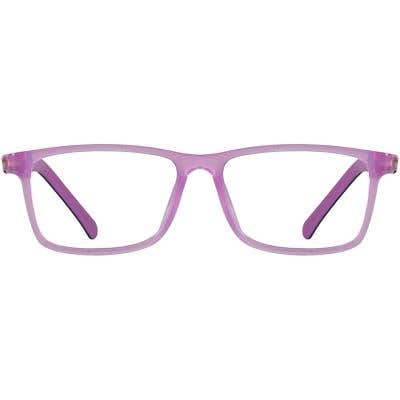 Kids Rectangle Eyeglasses 140228