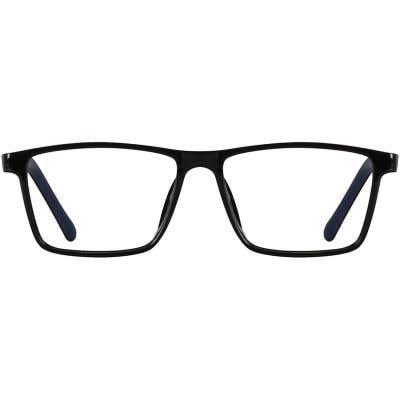 Kids Rectangle Eyeglasses 140235-c