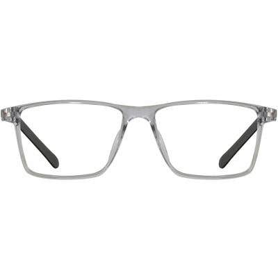 Kids Rectangle Eyeglasses 140242-c
