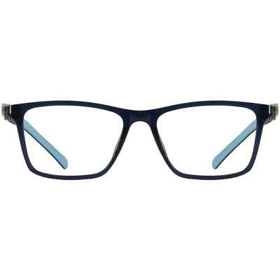 Rectangle Eyeglasses 140254