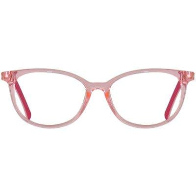 Cat-Eye Eyeglasses 140265-c