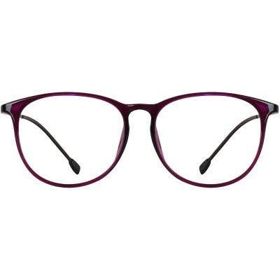 Round Eyeglasses 140314-c
