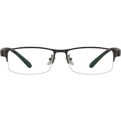 Rectangle Eyeglasses 140319-c