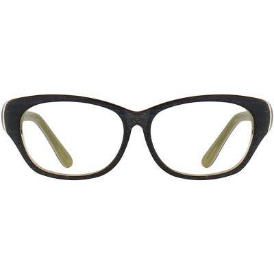 Cat-Eye Eyeglasses 140349a  2 Day Rush