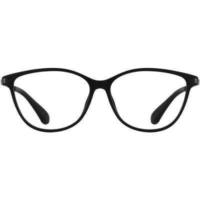 Cat-Eye Eyeglasses 140382-c