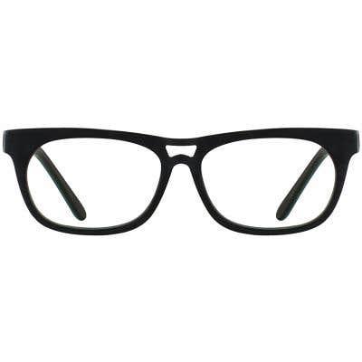 Wood Pilot Eyeglasses 140404a  2 Day Rush
