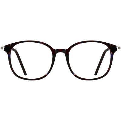 Round Eyeglasses 140426-c