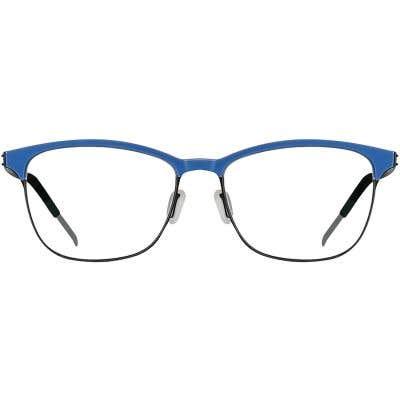 Rectangle Eyeglasses 140460-c