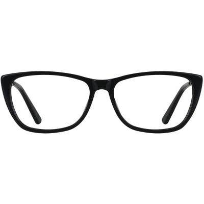 Cat-Eye Eyeglasses 140504-c