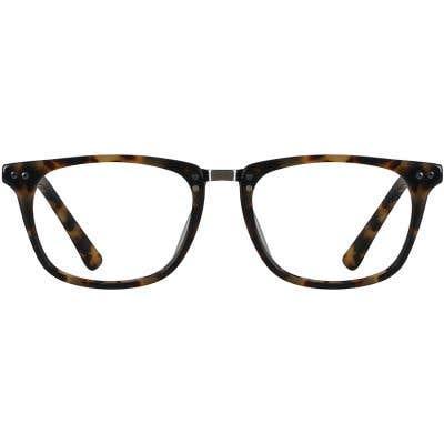Rectangle Eyeglasses 140507-c