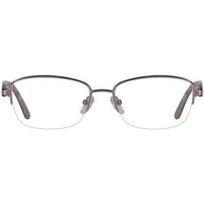 Rectangle Eyeglasses 140510-c