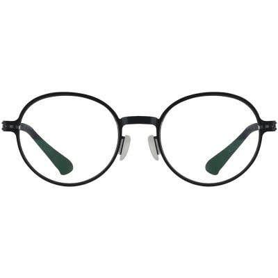 Round Eyeglasses 140557